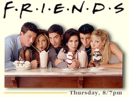 FRIENDS ha mort